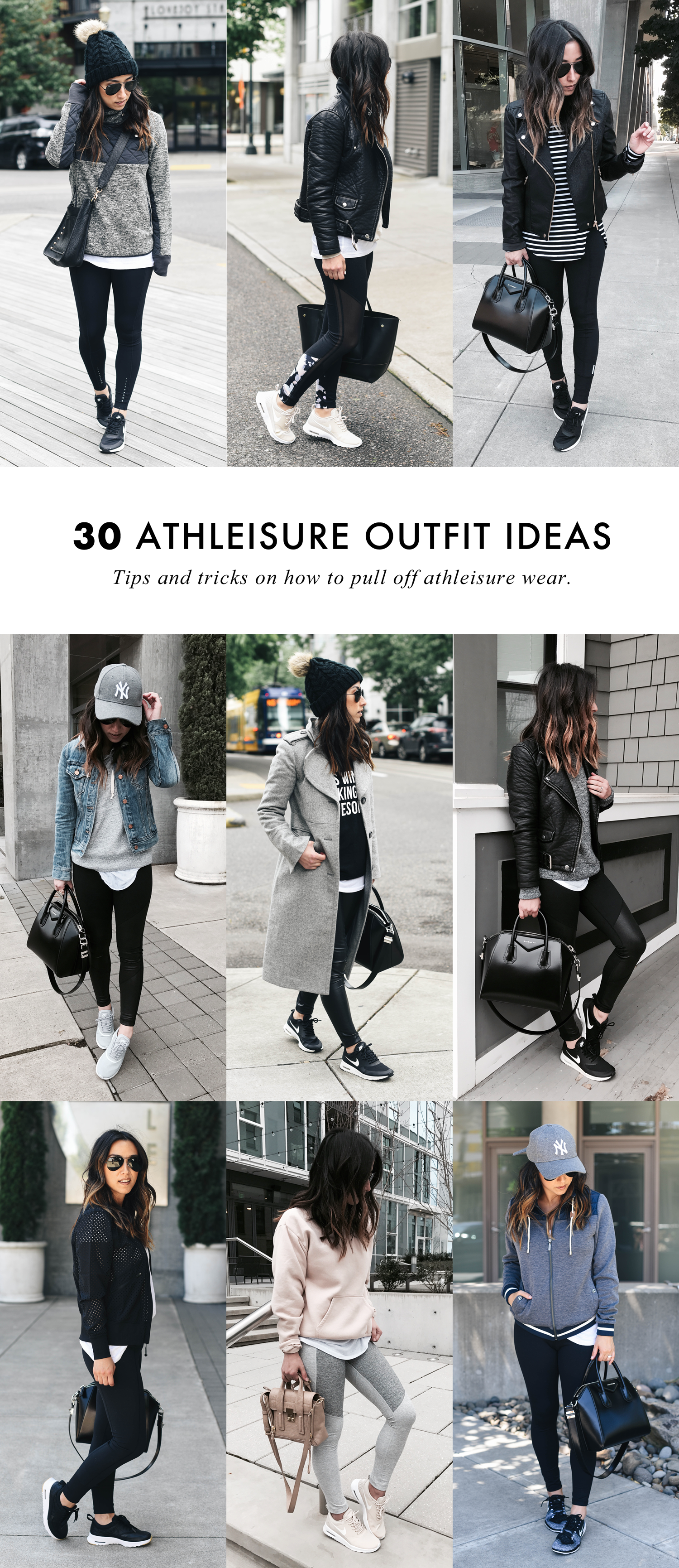 Style tips on how to wear the athleisure trend