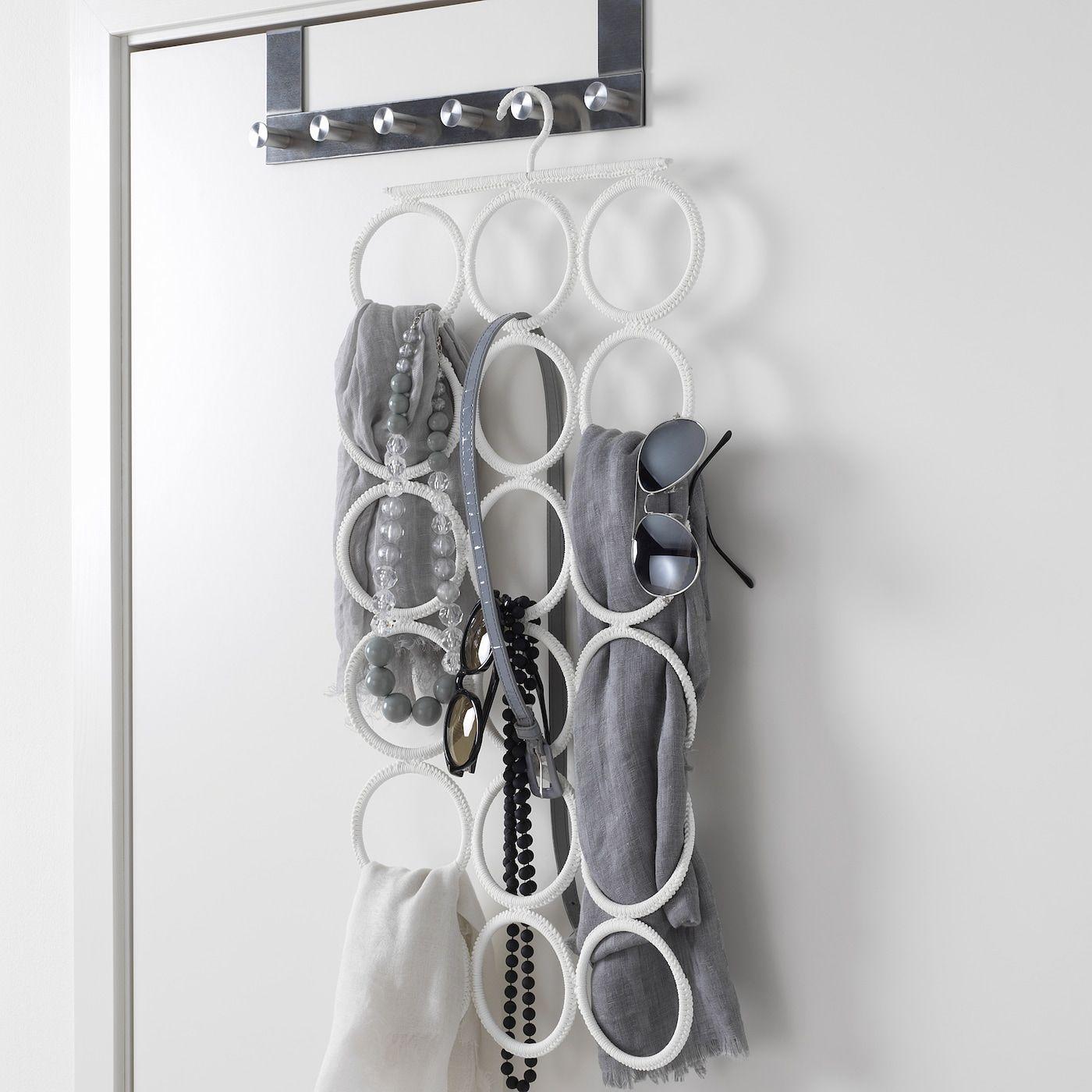 Komplement Multi Use Hanger White Ikea Hangeaufbewahrung Ikea Kleiderbugel