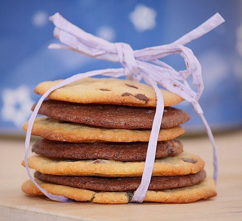 American Cookies wie bei Subway, ein raffiniertes Rezept aus der Kategorie Kekse & Plätzchen. Bewertungen: 1.173. Durchschnitt: Ø 4,6.