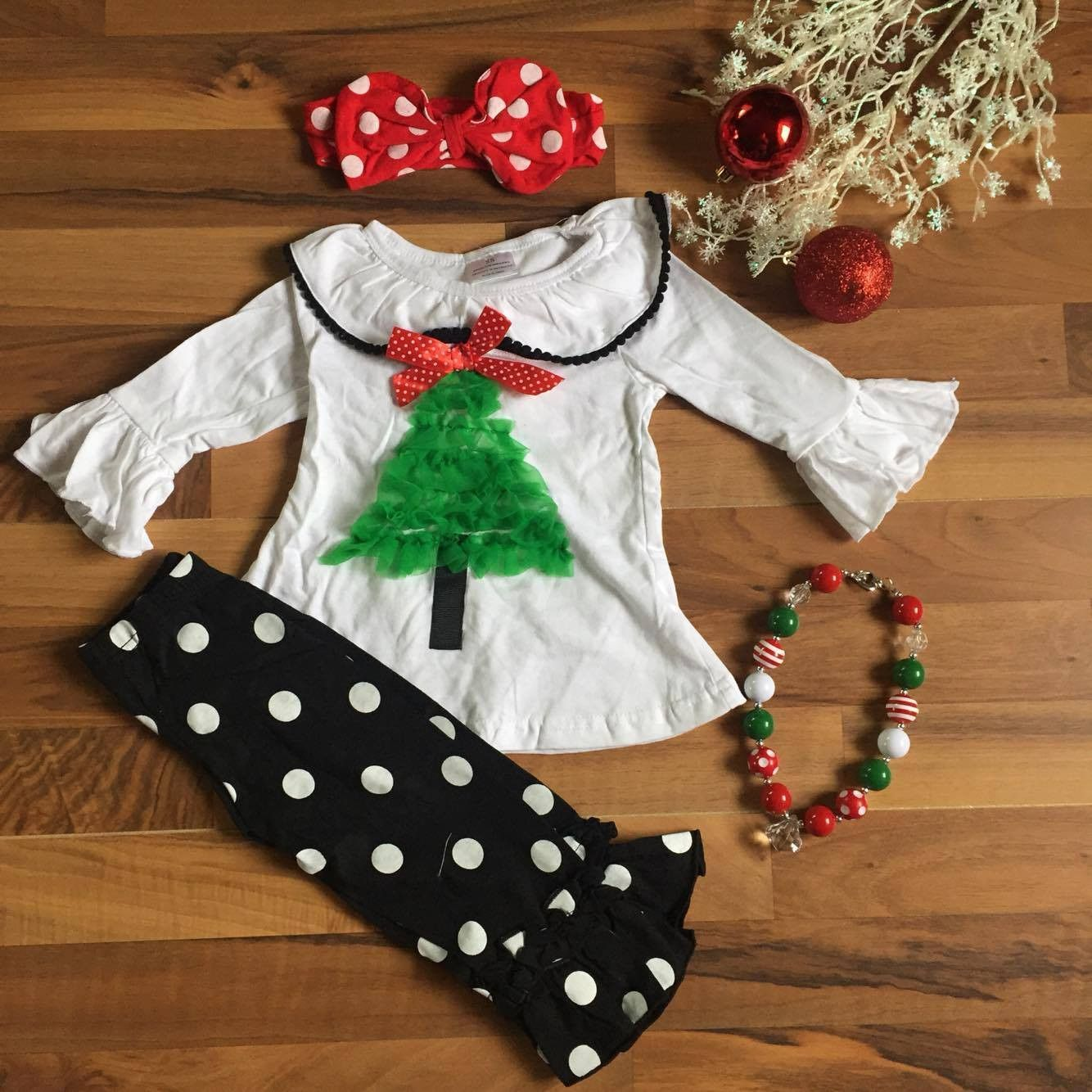Oh Christmas Tree Outfit