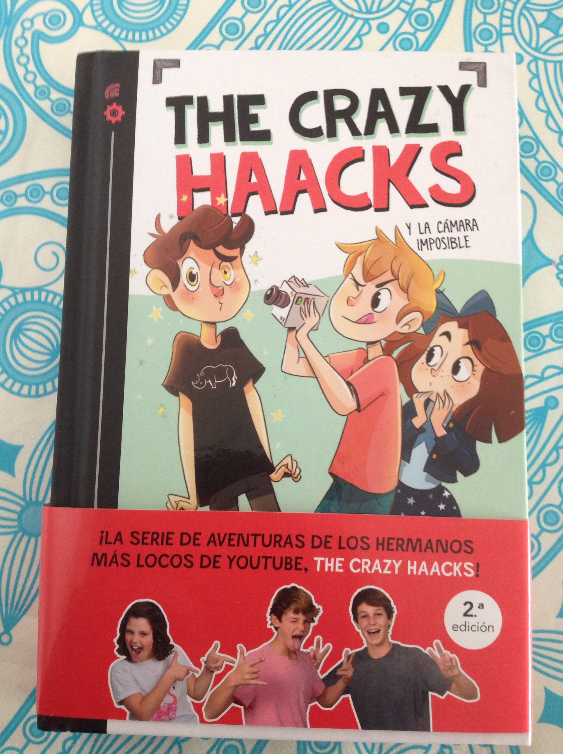 The crazy haacks | que bonita | Los mejores libros, Libros para niños,  Libros
