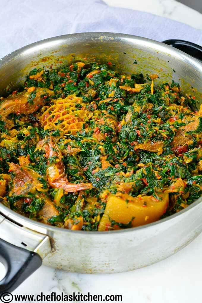 Egusi Soup Recipe Egusi Soup Recipes Nigerian Food Nigeria Food