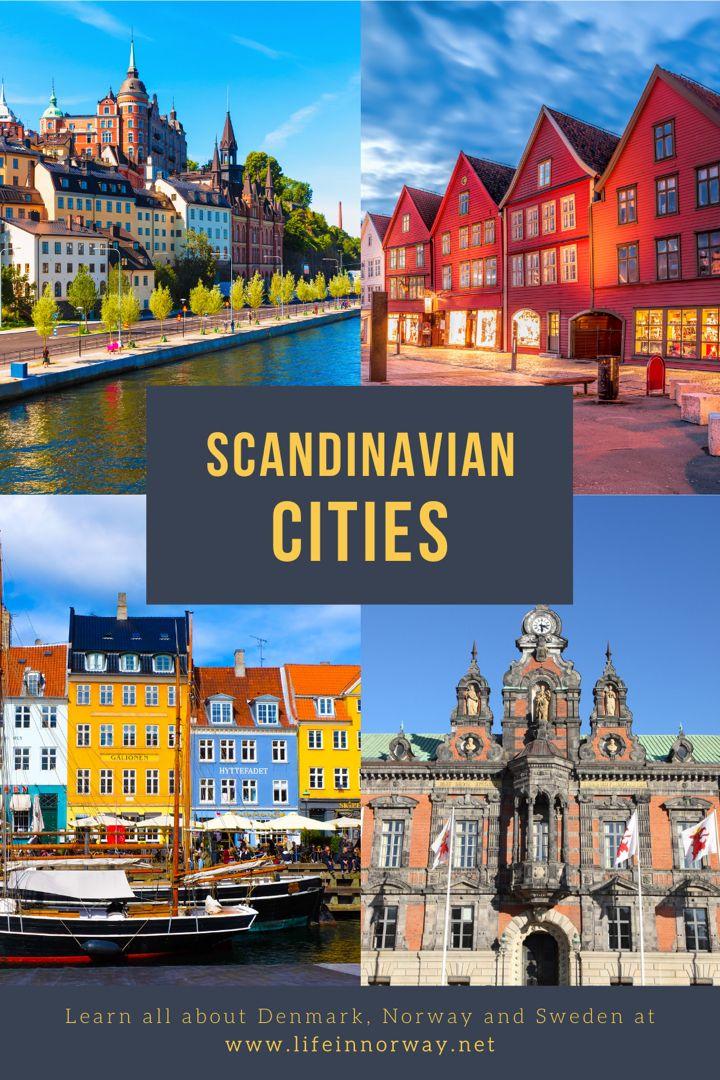 The Biggest Cities In Scandinavia I 2020