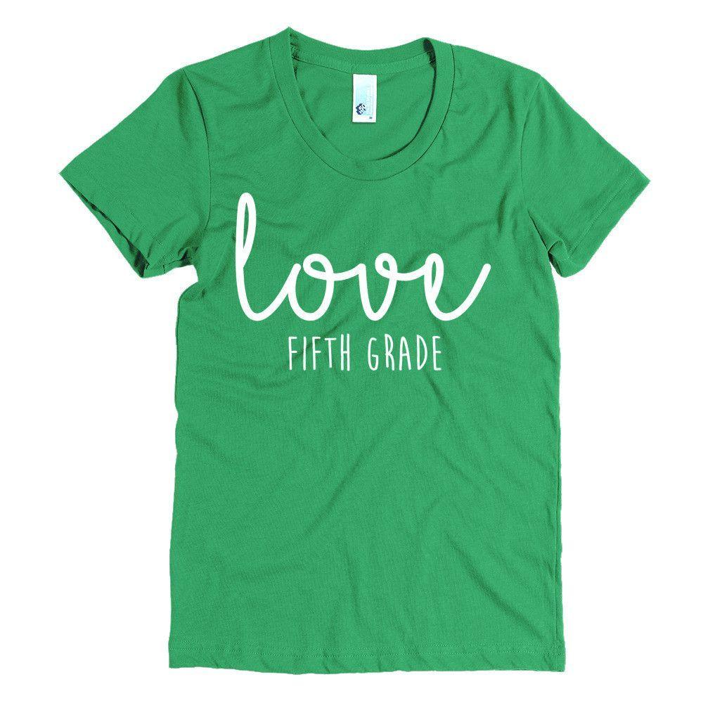Love Fifth Grade