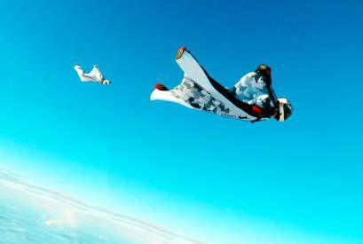 Семинар Елены Авдеевой «Полёт в вингсьюте — это просто!»