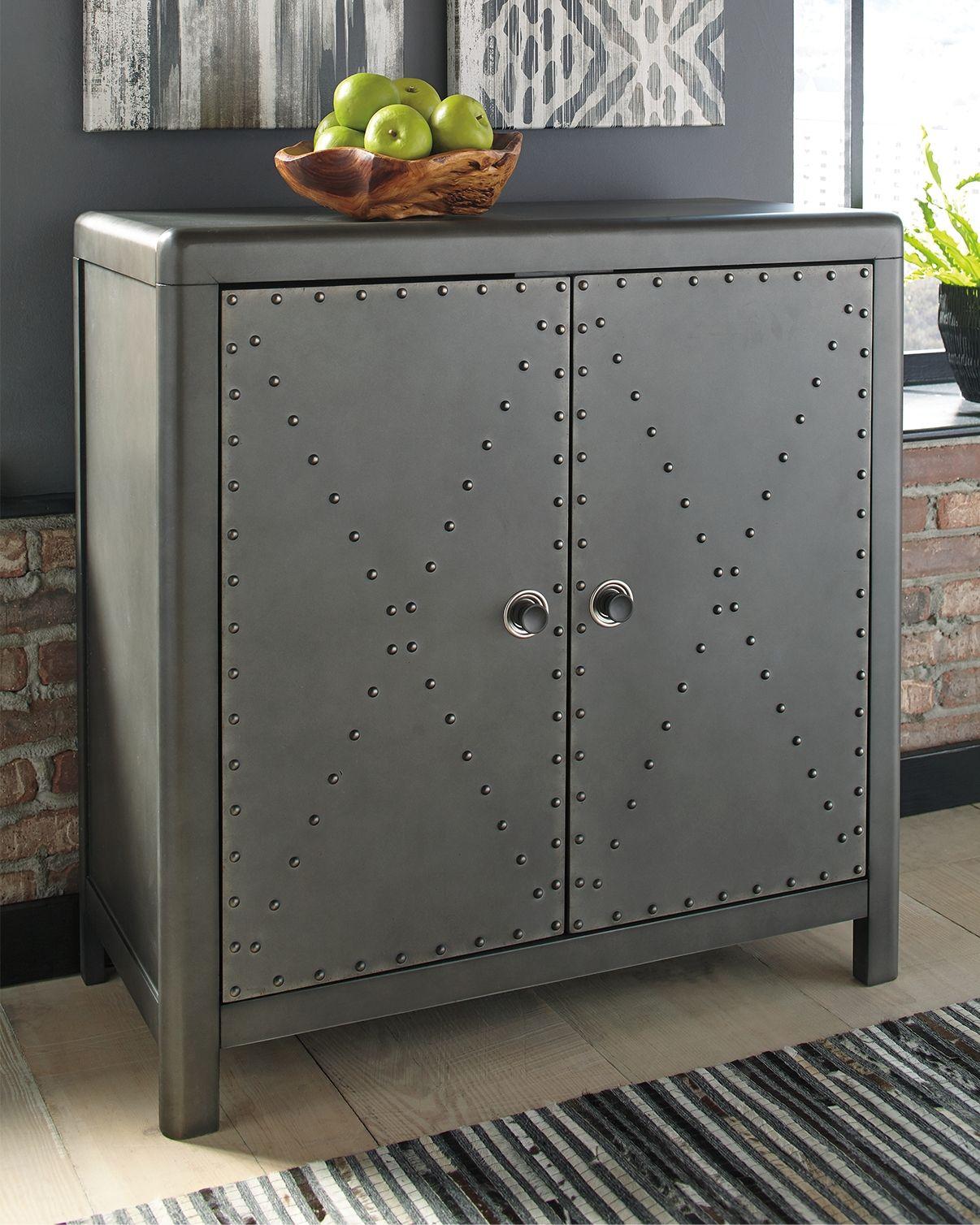Rock Ridge Accent Cabinet Ashley Furniture Homestore Accent Cabinet Accent Doors Ashley Furniture Industries