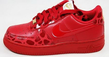 Nike Air Force 1 07 Valentine Edition All Red Shoes  5a826ca328e