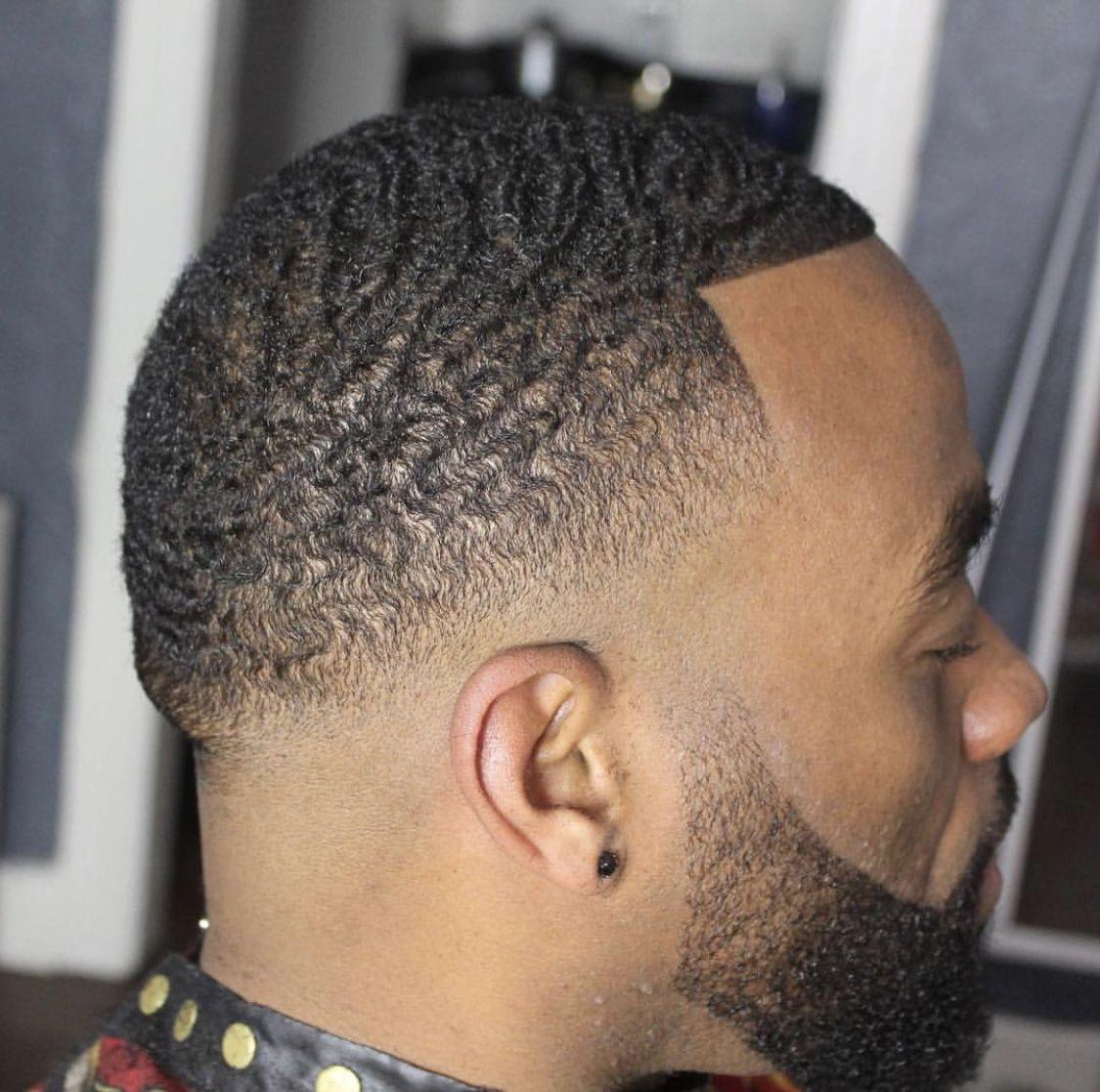 Fresh Haircut By Mickey Da Barber To See More Visit Www Mickeydabarber Com Barberproduct Barberhub Mens Haircuts Short Waves Hairstyle Men Haircuts For Men