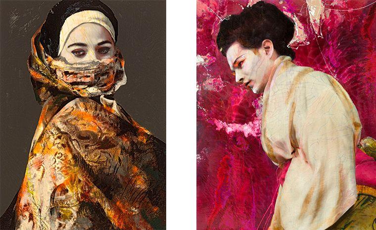 Lita Cabellut: ''Cada piel tiene su grieta'' - Cultura ...