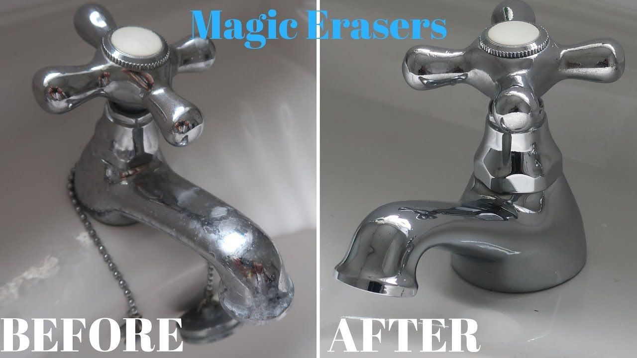 12 Genius Tricks Of How To Makeover Cleaning Chrome Bathroom