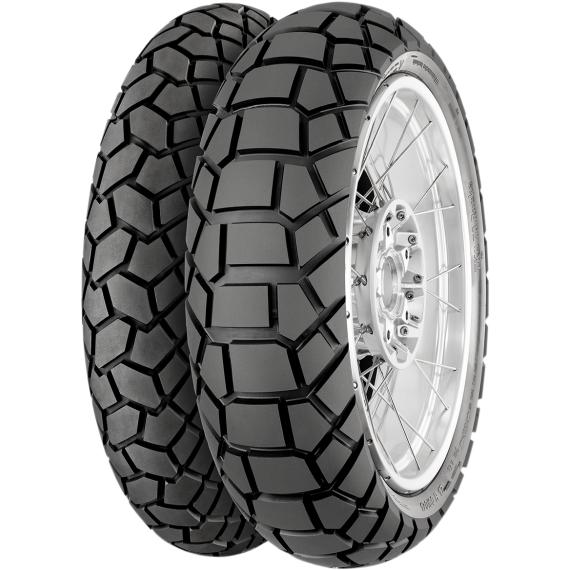 170 60r 17 Continental Tkc70 Rocks Dual Sport Rear Tire Walmart Com In 2021 Motorcycle Tires Tyre Size Tire