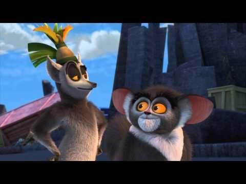 DreamWorks Releases Teaser for All Hail King Julien - ToonBarnToonBarn