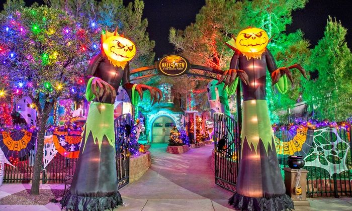 Opportunity Village Halloween 2020 Pin on vegas trip