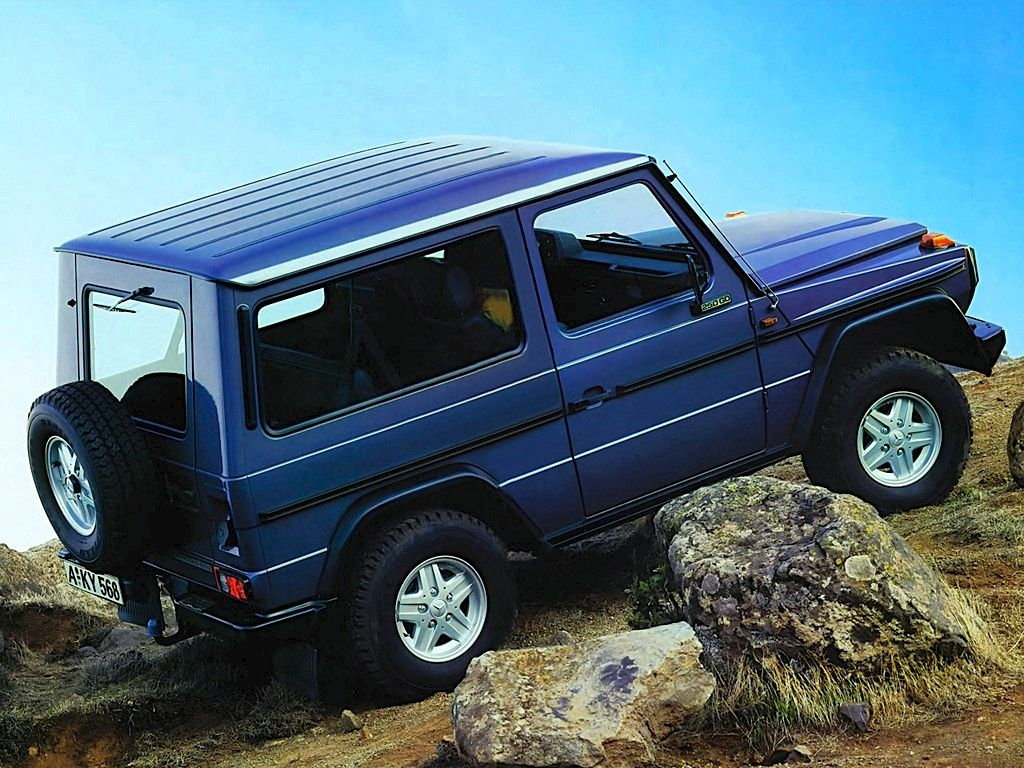 Mercedes benz 280 ge swb w460 1979 01 1990 pictures to pin - Mercedes Benz 250gd W460 By Auto Clasico