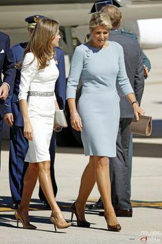 185a972a81e Royals   Fashion  Le dressing de Maxima - les accessoires
