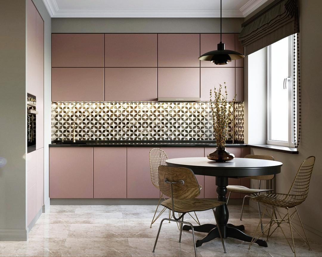 Pinviktoriya Golova On Kitchen  Pinterest  Kitchens Endearing Small Kitchen Interior Design Design Decoration