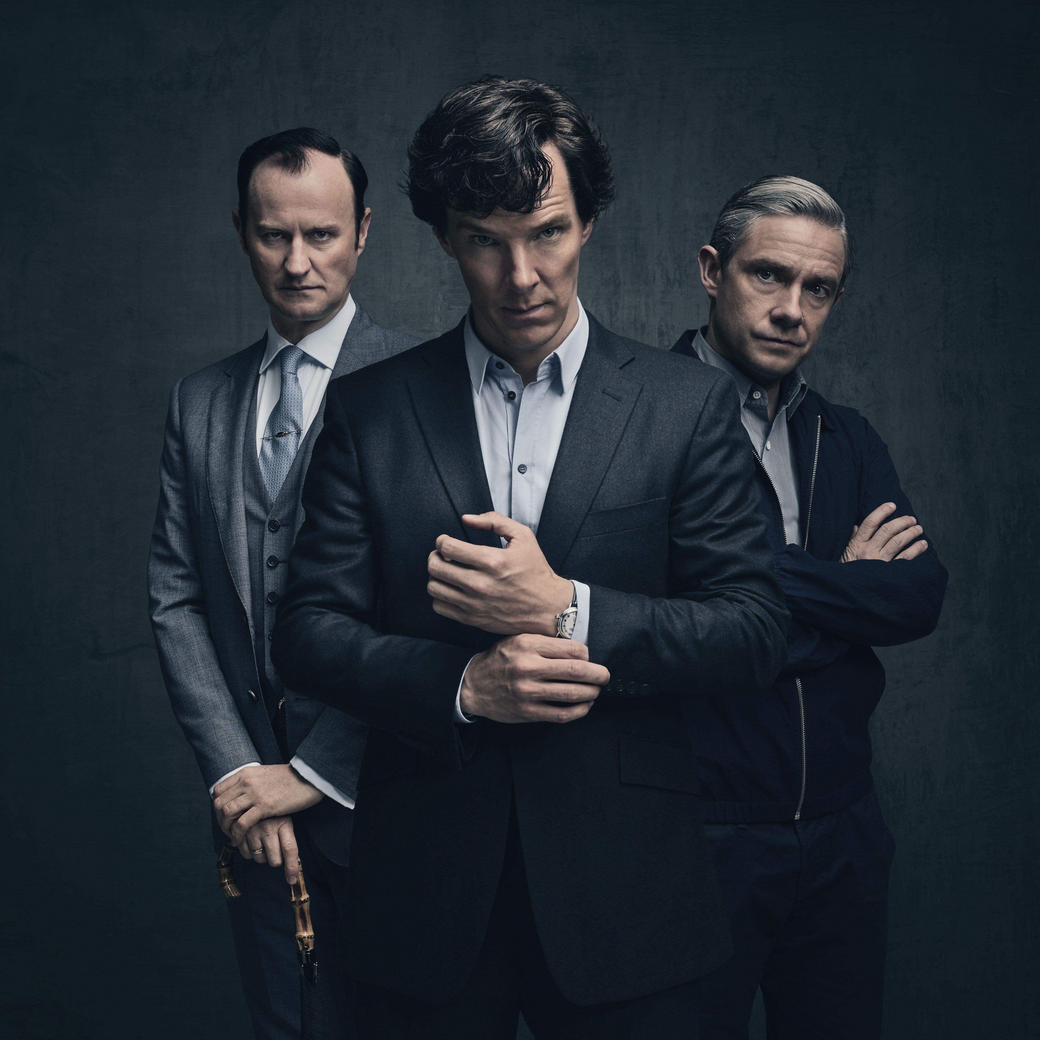 Hd Wallpaper Sherlock Holmes John Watson Sherlock Holmes Bbc