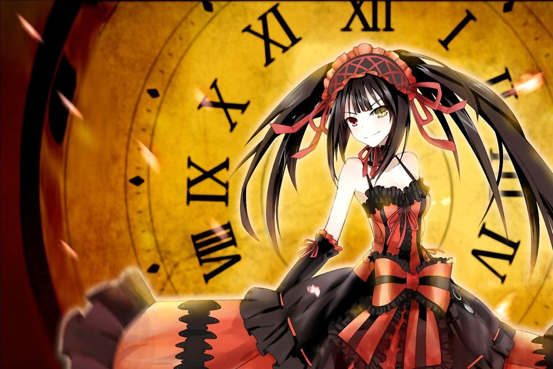 Kurumi Tokisaki Background Anime Phim Hoạt Hinh Hoạt Hinh