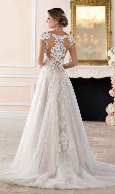 Stella York Spring 2017 Collection Elevates Glamour | Hochzeitskleid ...