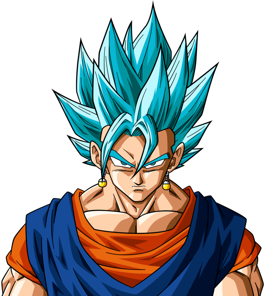 Super Saiyan Blue Vegito Budokai 3 By RayzorBlade189 On DeviantArt