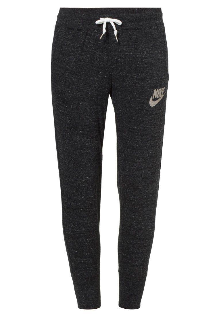 d0efe3926af Nike Sportswear GYM VINTAGE - Træningsbukser - sort - Zalando.dk ...
