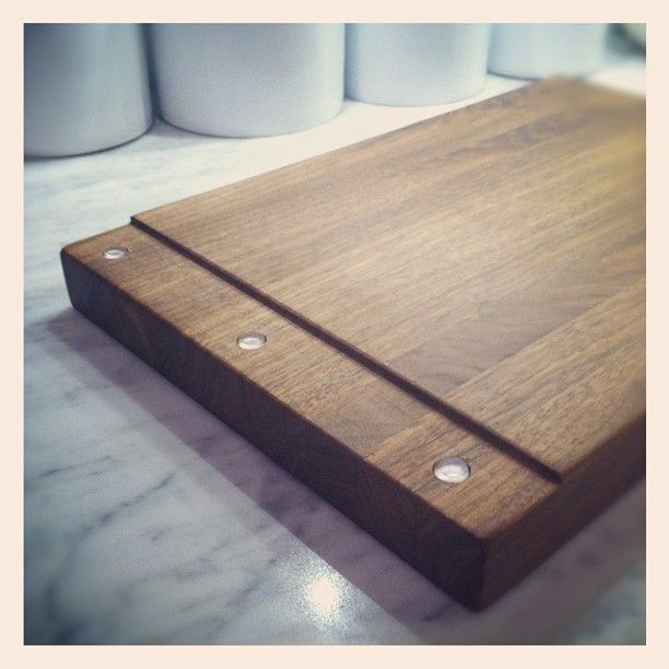 Part Of My To Do List This Year Was A Custom Cutting Board That Would Fit  Over Beccau0027s Beloved Farmhouse Sink.