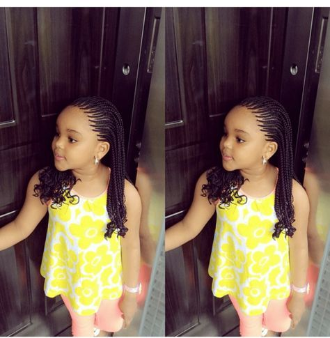 cute  trendy cornrow styles for lil divas  kids