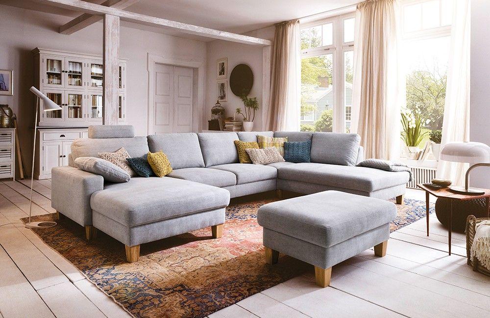 Candy Polstermöbel - Wohnlandschaft Coast Wohnzimmer Pinterest - Wohnzimmer Modern Lila