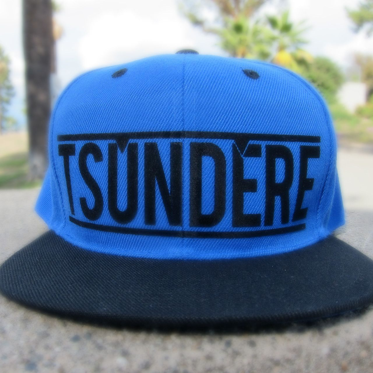 Tsundere Snapback Hat Cap  dff84c46072