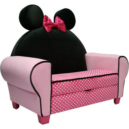 Attractive Disney Minnie Mouse Deluxe Sofa With Storage   Planning On Getting This For  Katieu0027s Christmas This