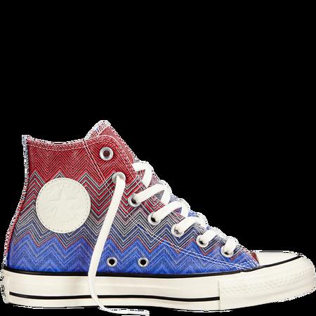 40a97f1c772b13 Converse X Missoni Chuck Taylor All Star Washed Canvas - Converse ...
