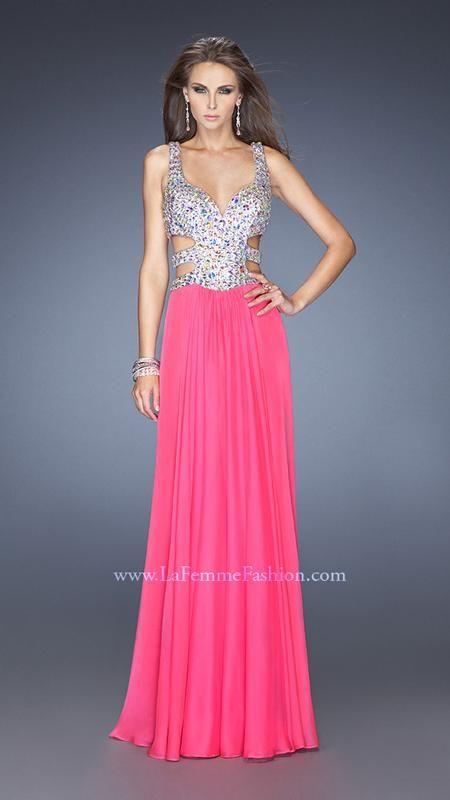 La Femme 19658   La Femme Fashion 2014 - La Femme Prom Dresses - La ...