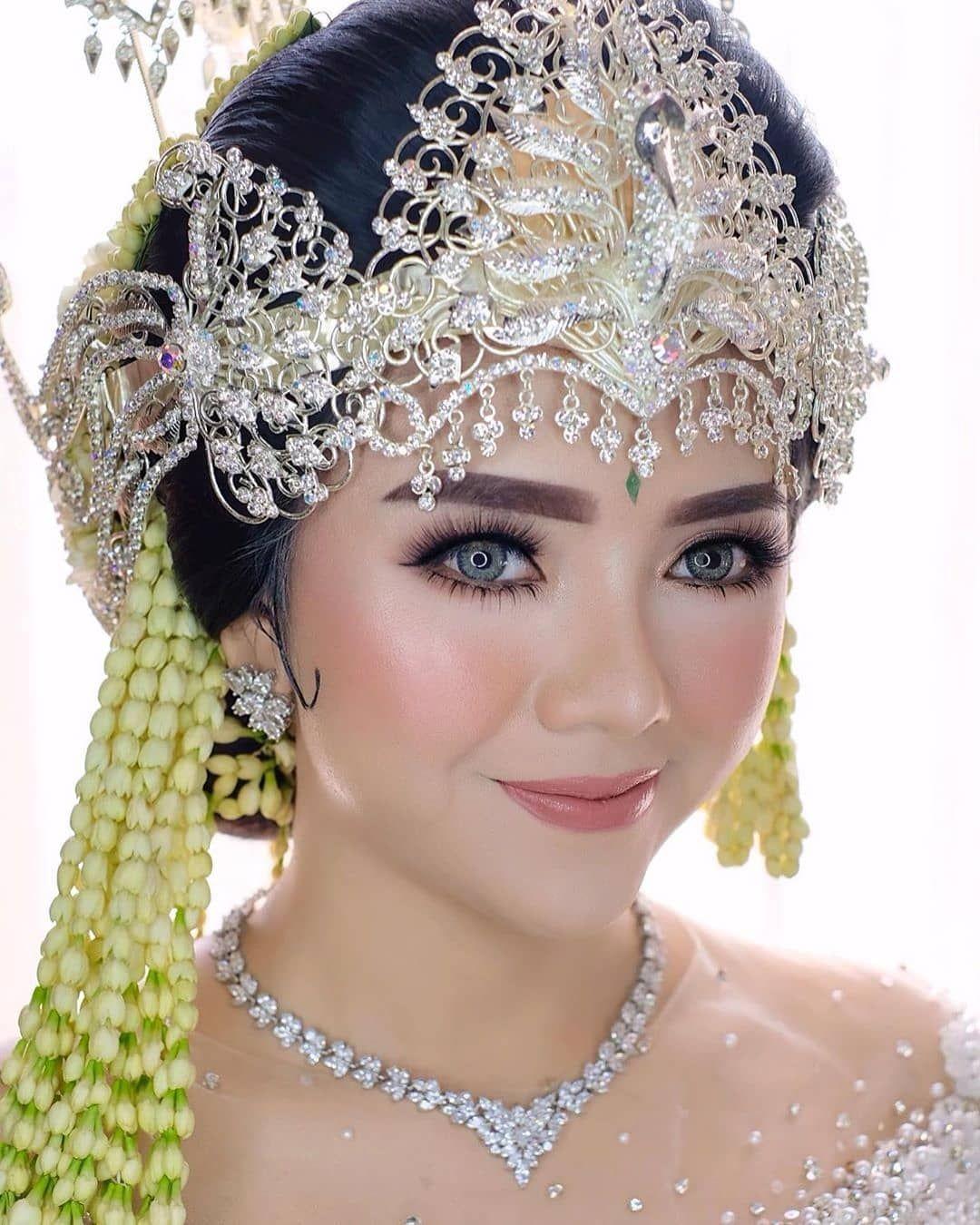 Akad Nikah Pengantin Resqaa Makeup Luckyhakim9