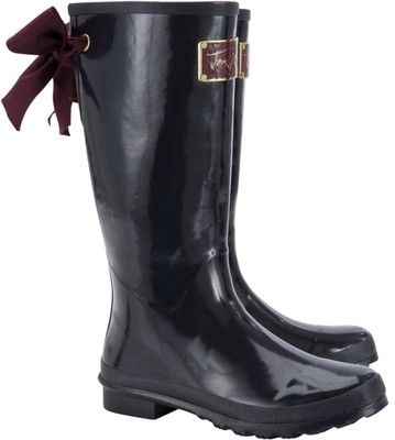 Pretty darn upset that these are no longer produced :( Tom Joule Posh Wellies.