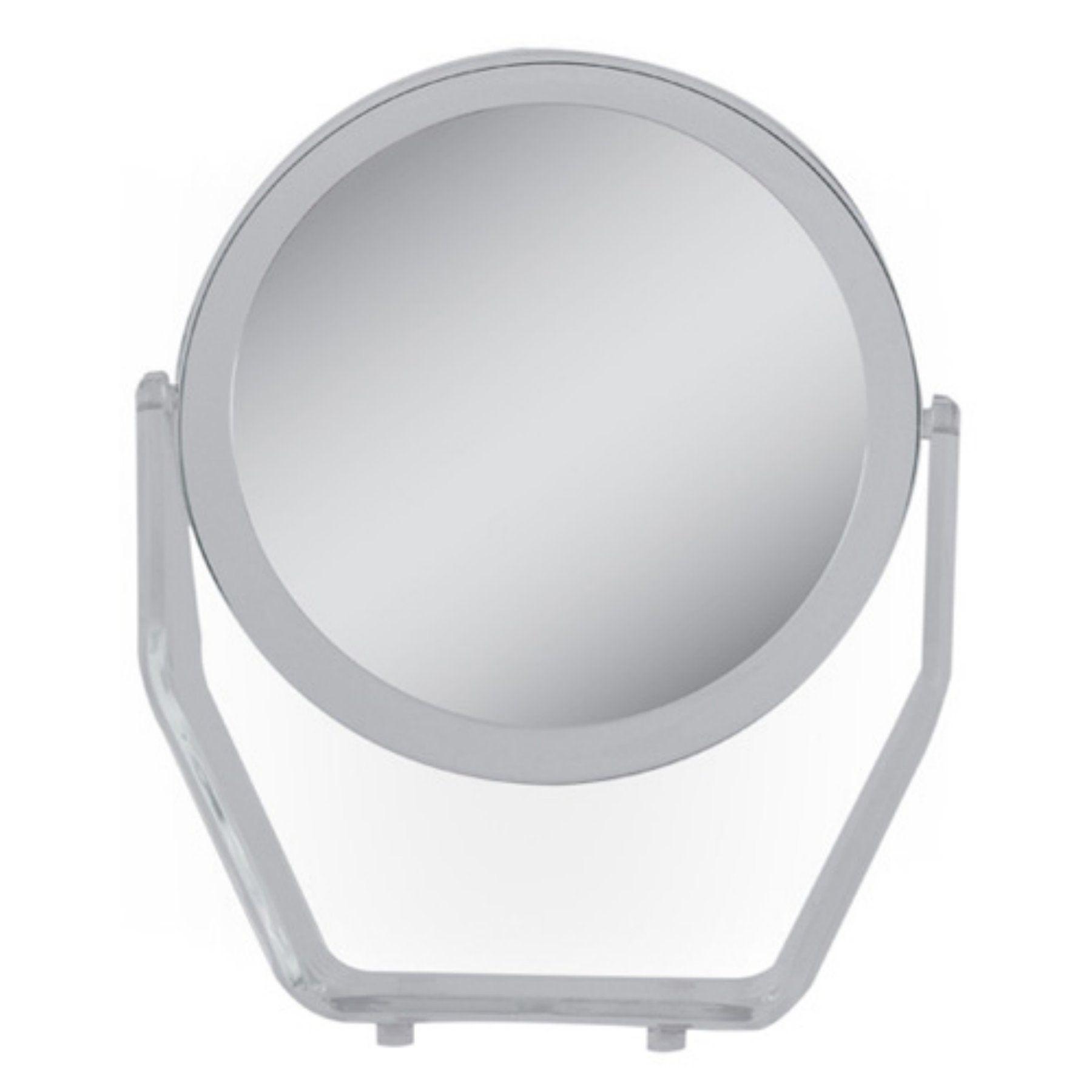 Zadro 8 5 In 5x 1x Swivel Acrylic Vanity Mirror Zv08