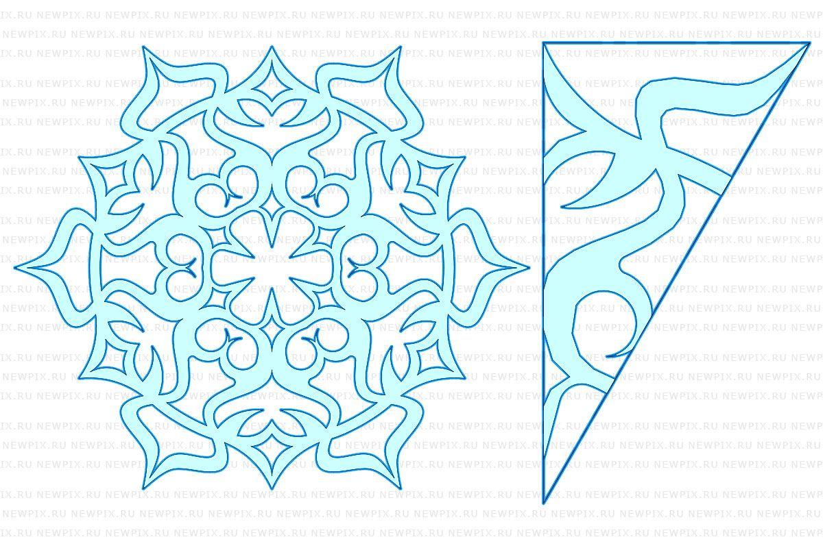 Pin de Joanne Morgan en paper | Pinterest | Copos de nieve de papel ...