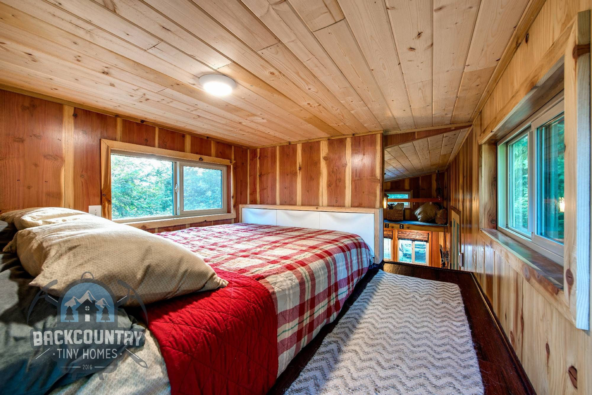 The Basecamp Tiny Home Is A Small House On Wheels