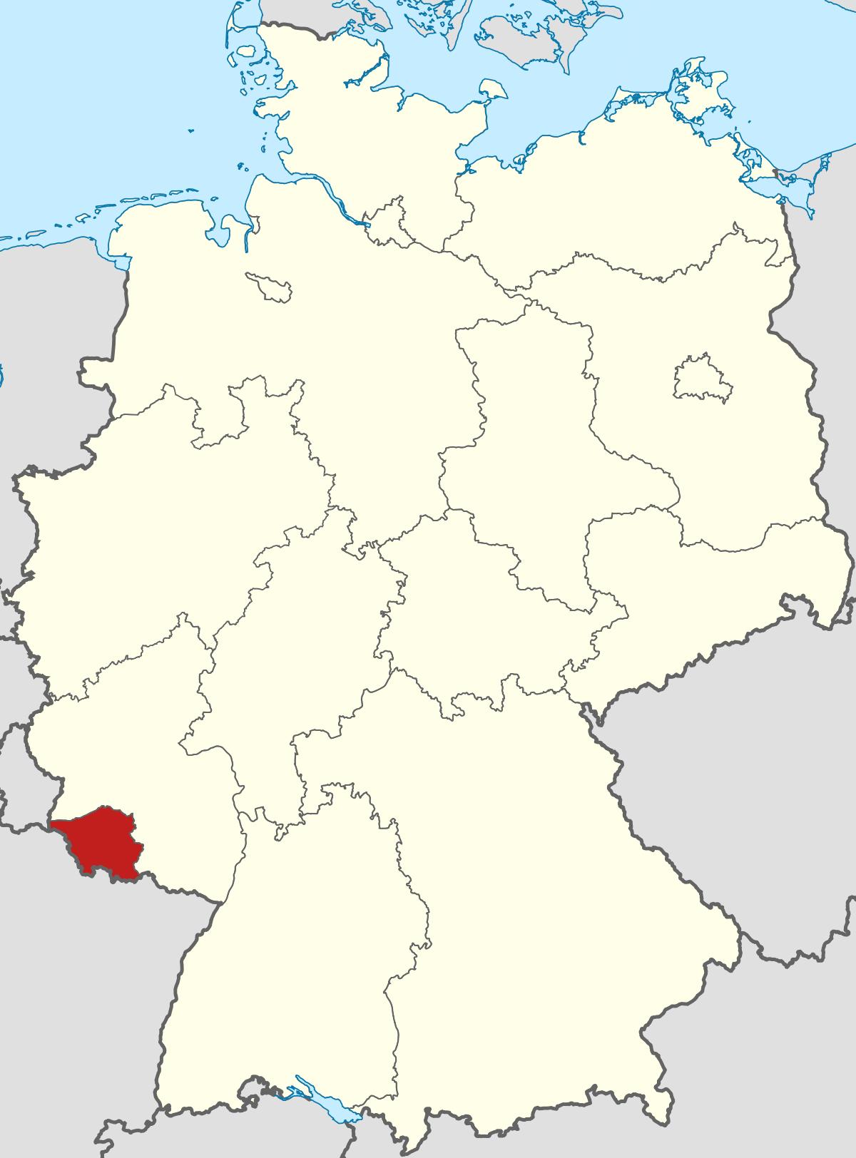 wikipedia deutschlandkarte Saarland – Wikipedia | Deutschlandkarte, Karte deutschland, Hessen