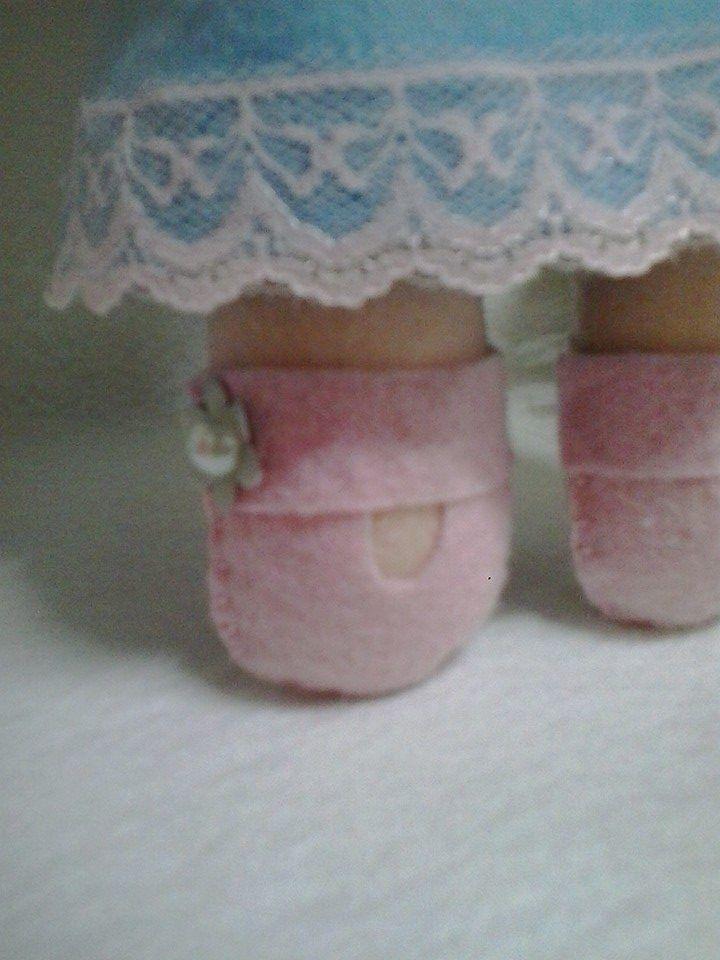 o pé da Vovó...