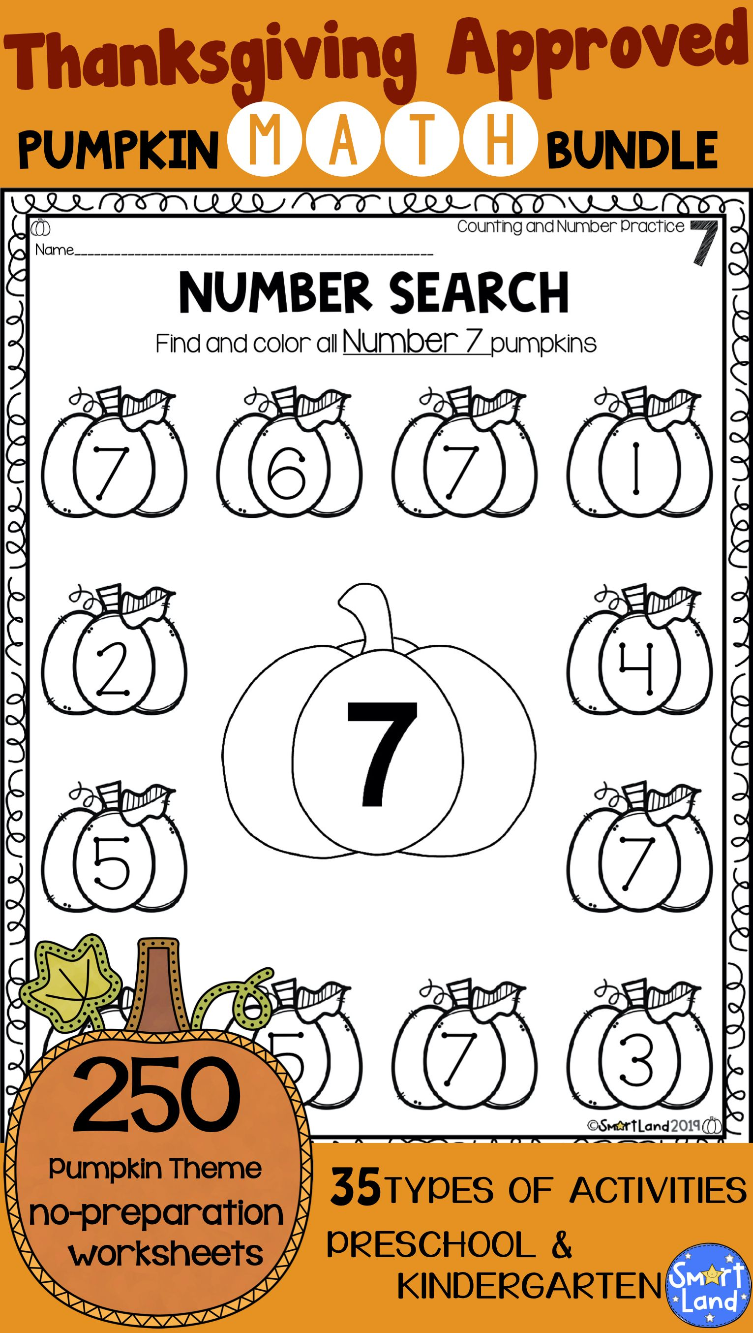Math Practice Worksheets Numbers 1 10