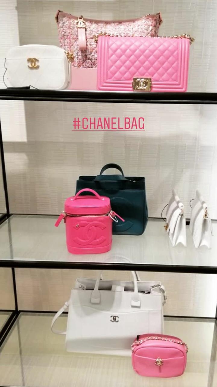 Pin By Al Jean Delgado On Dior Chanel Gucci Louis Vuitton And Etc Chanel Bag Purses Luxury Bags