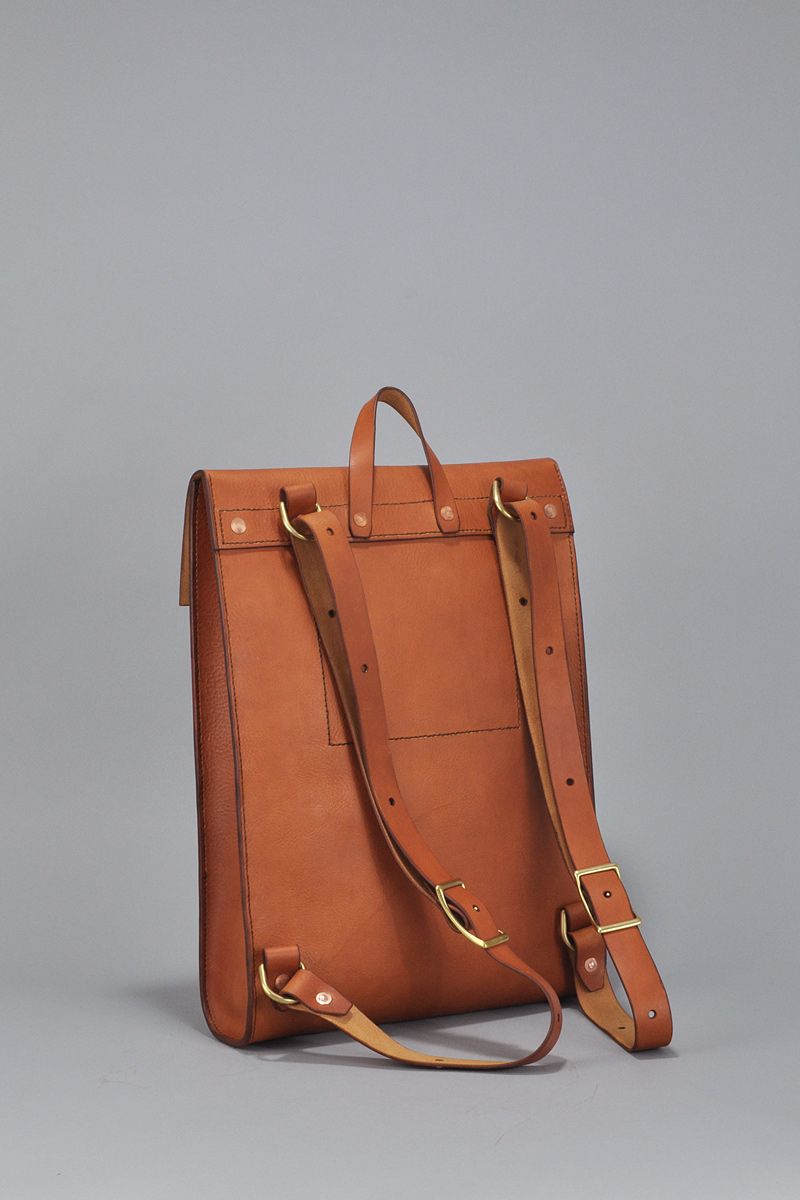 Rye Backpack Tan