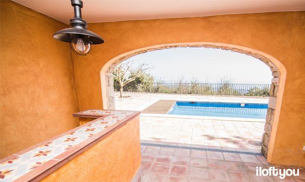 #proyectomasnou #iloftyou #interiordesign #ikea #platjadaro #girona #costabrava #lowcost #masiacatalana #catalunya #baldosahidraulica #hidraulictiles #pool