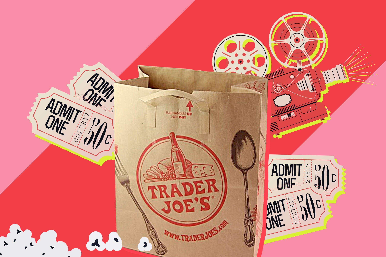 The Best Trader Joe S Snacks To Sneak Into The Movies Trader Joes Trader Joes Snacks Best Trader Joe S Snacks
