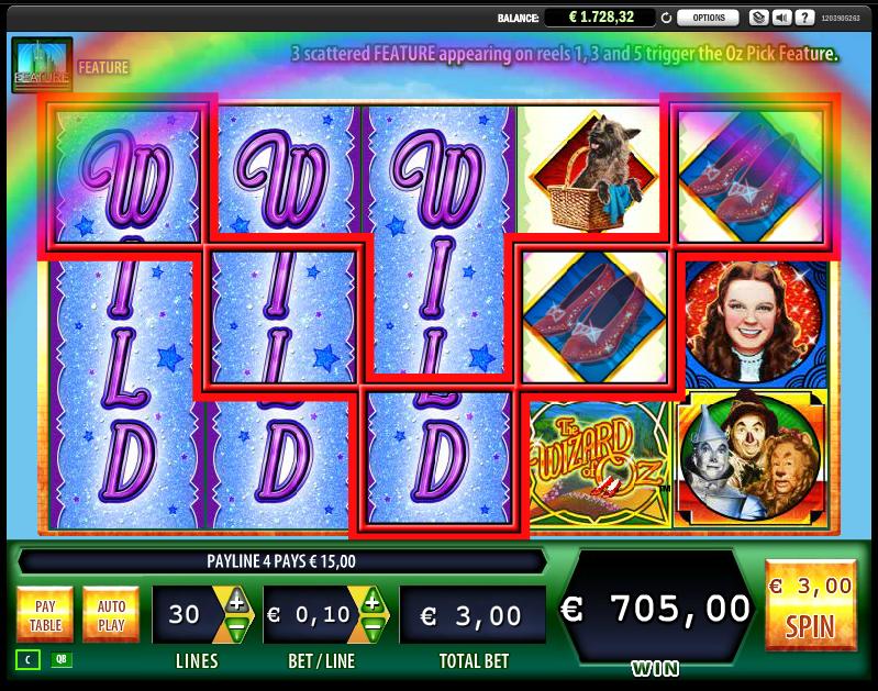 Williams Free Online Casino Games