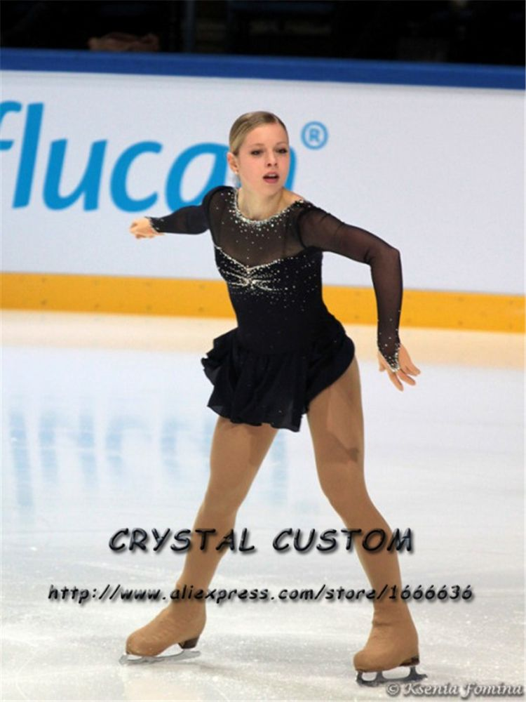 >> Click to Buy << Custom Adult Figure Skating Dresses Graceful New Brand  Ice Skating Dresses For Competition DR4141 #Affiliate