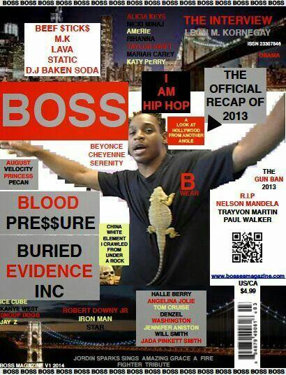 #BOSS 2013 - 2014 www.bossesmagazine.com #twitterstories
