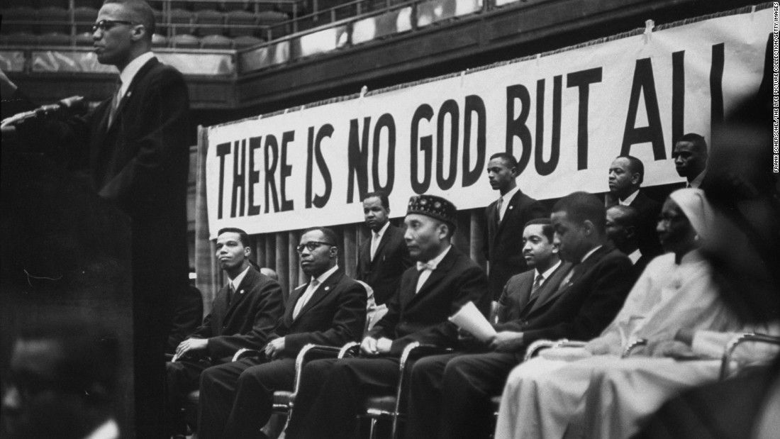 malcolm x all men are created equal Chapter 19: 1965 malcolm x  me the insight and perspective to see that the black men and white men  mankind would submit to the one god who created all.