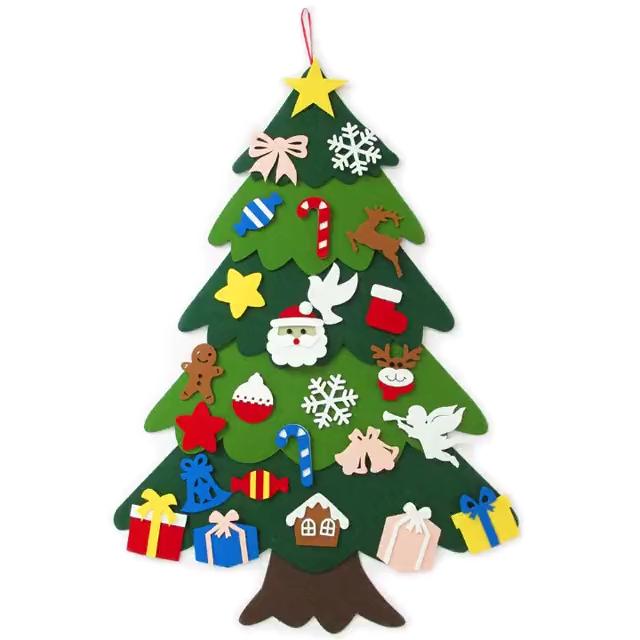 Christmas Diy Tone Tree Tree Art Tree Design Tree Landspacing Tree To Plant In 2020 Diy Felt Christmas Tree Christmas Crafts Christmas Diy