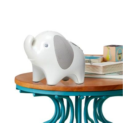 Skip Hop Moonlight & Melodies Elephant Nightlight Soother ...